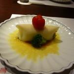 あら井 - ポテトサラダ(名物)