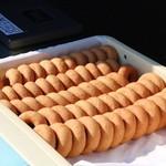 宮田とうふ工房 - 料理写真:豆乳とおからのヘルシーどーなつ 100円