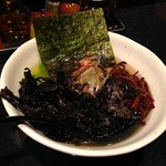 21967199 - あっさり【岩海苔】¥850。名古屋コーチンの出汁と塩ベース岩海苔の海鮮風味が相まって絶妙なバランスです!