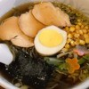 食堂うめのや - 料理写真:遠野醤油ラーメン
