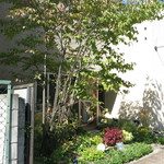 ワインハウス サノヤ - お店の外観