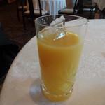 東天紅 - オレンジジュース(食べログクーポン)