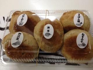 いろは堂 エキュート立川店 - おやき、マイチョイス5種