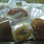 だるま堂 - 料理写真: