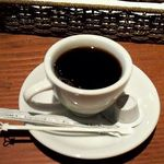 韓国料理 満月 - セット・コーヒー
