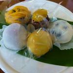Cafe&gallary 楠 - 和菓子
