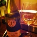 21973587 - リーズナブルな白ワインをすすめて下さいました