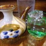 沖味亭 - 泡盛(久米仙)