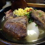 沖味亭 - ソーキ蕎麦