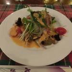 アサンギ - 料理写真:夕食前菜