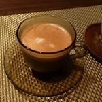 朱藏 - ホットコーヒー