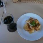 オレンジサンセット - 【2013年10月】シナモンメイプルトーストとバニラアイス①