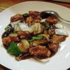 長光 - 料理写真:黒酢の酢豚