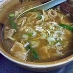 甲州屋 - 料理写真:カレー南蛮