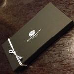 ピエール マルコリーニ 名古屋 - この箱がかっこいい