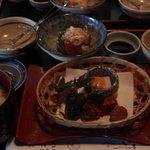 2198437 - 湯豆腐ランチ松3700円