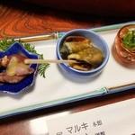 まるき - 料理写真: