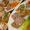 オステリア チ ヴェディアーモ - 料理写真:パーティプラン 前菜盛合せの一例!