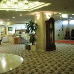 オテル・ド・マロニエ 下呂温泉 - ロビーに入ってすぐの場所です。