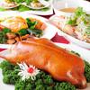 明賢荘 - 料理写真:厳選食材使用、フカヒレに北京ダック飲み放題付5500円⇒5000円