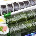 柿の葉ずし ヤマト - 巻き寿司三種