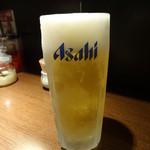 らーめん博多維新 - 生ビール