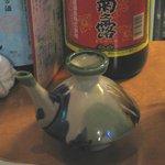 沖縄居酒屋ゆいゆい - 泡盛はカラカラで供される