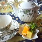 21986369 - フルーツ紅茶