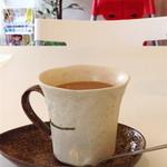 drago - ランチのコーヒー