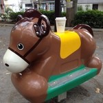 NOZY COFFEE - ラテ at 世田谷公園