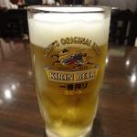 チェゴヤ - 生ビール:250円 (17:00~19:00)