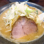 らーめん 武や - 濃厚豚味噌ラーメン830円