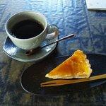 21989557 - コーヒー&タルト各¥300