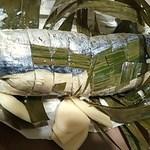 21989561 - なれ寿司1300円・独特の匂いが~♡