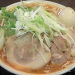 手打ち麺処 暁天 - から味麺(930円)