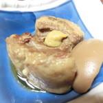 居酒屋雄 - 豚の角煮