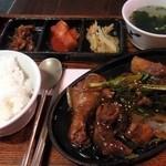 鳳雛 チムタク - チムタク定食