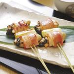 素材屋 - ≪旬の美味≫牡蠣ベーコン串 1本262円