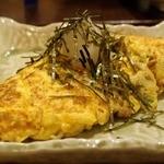 俊 - しらす納豆オムレツ520円