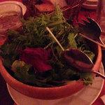 イタリア食堂 CHIANTI-BUONO - 何かのサラダ・・・