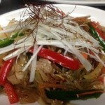 Korean Dining 彩 - チャプチェ(韓国炒め春雨)