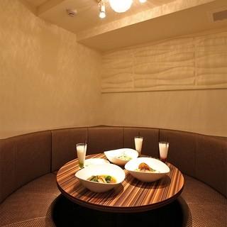 VIP用個室が御座います。