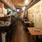 お好み たまちゃん viva - ゆったり寛げるカウンター席★大阪・家庭の味と、カウンター越しに弾む会話が何よりのお楽しみ!