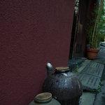 中國名菜 孫 - 紹興酒の甕