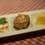 レストラン いけじゅう - ディナーコース デザート