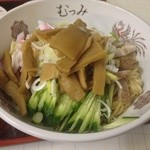 むつみ中華 - 油ー麺