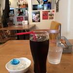 遊食酒茶房ちゃくら亭 - アイスコーヒー