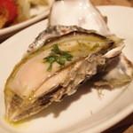 エル ブエイ - 北海道厚岸産生牡蠣のライム風味 450円