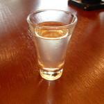 花木鳥 - 柚子と花梨のジュース