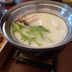 花木鳥 - 豆乳なべ